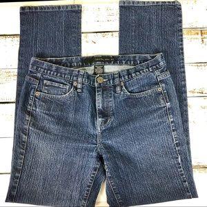 Calvin Klein Straight Leg Jeans - Size 8